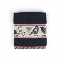 Handdoek BC Birds Black