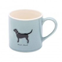 Bailey Mug 250ml Labrador Blue