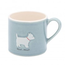 Bailey Mug 250ml Scotty Blue