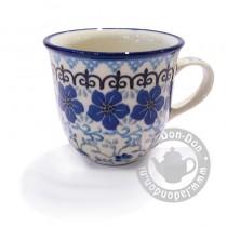 Tulp Mug 200ml. Blue Violets