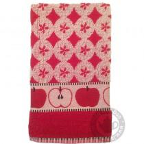 Handdoek Apple Red