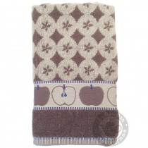 Handdoek Apple Taupe
