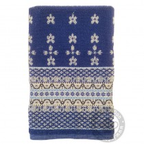 Handdoek BC Marrakesh Royal Blue