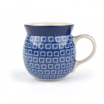 Farmers Mug 240 ml. Blue Diamond