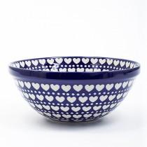 Kom 1270 ml. Blue Valentine (1057)