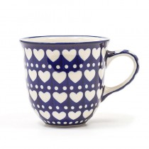 Tulp Mug 200ml. Blue Valentine
