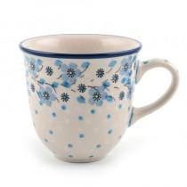 Tulp Mug 200ml. Blue White Love