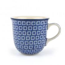 Tulp Mug 200ml. Blue Diamond