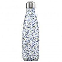 Chilly's Bottle Floral Iris 500ml