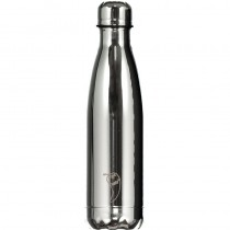 Chilly's Bottle Chrome Silver 500ml