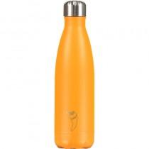 Chilly's Bottle Neon Orange 500ml