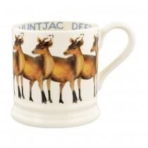 Half Pint Mug Muntjac Deer
