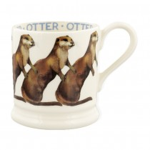 Half Pint Mug Otter