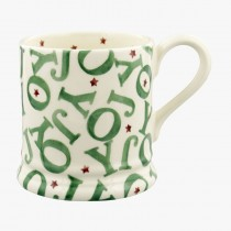 Half Pint Mug Christmas Joy