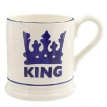 Half Pint Mug King
