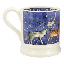 Small Mug Winter Animals