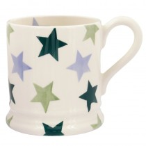 Half Pint Mug Winter Star