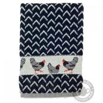 Handdoek BC Kip Zwart