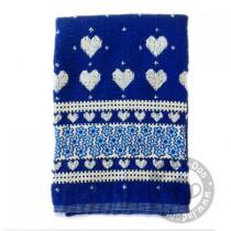 Handdoek BC Valentine Royal Blue