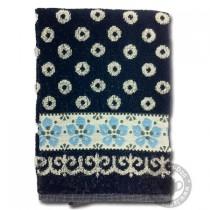 Handdoek BC Woodviolets Dark Blue