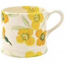 Baby Mug Yellow Wallflower