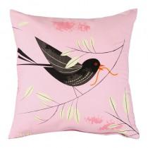 Birdy Kussen Black Bird