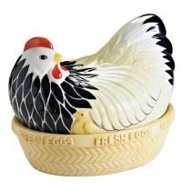 Hen on Nest