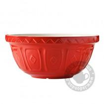 Mengkom Coloured Rood 29 cm.