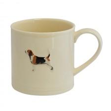 Bailey Mug 250ml Beagle Cream