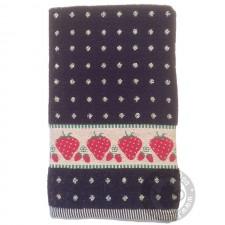 Handdoek BC Strawberry Dark Blue
