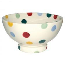 French Bowl Polka Dots