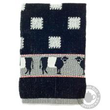 Handdoek BC Koe Zwart