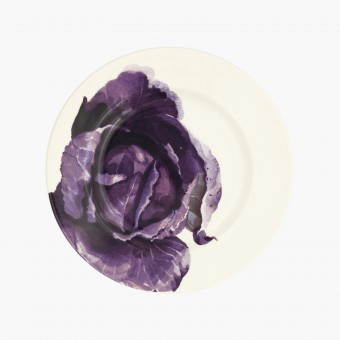 8 1/2 Inch Plate Cabbage