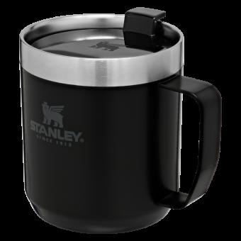 The Legendary Camp Mug 0,35L Matte Black