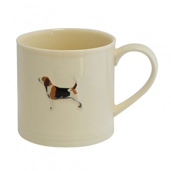 Bailey Mug 250ml Beagle Cream