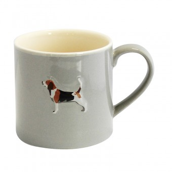 Bailey Mug 250ml Beagle Grey