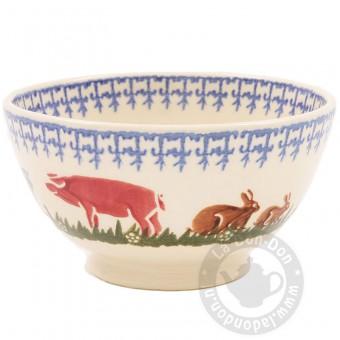 Bowl Deep Cereal Farm Animals