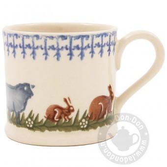 Small Mug Farm Animals