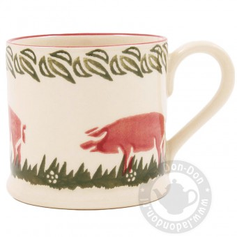 Small Mug Pink Pig