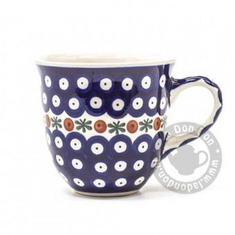 Tulp Mug 180ml. Flower Tendril