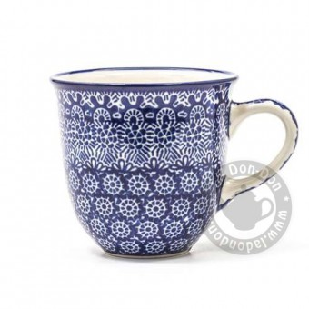 Tulp Mug 200ml. Lace