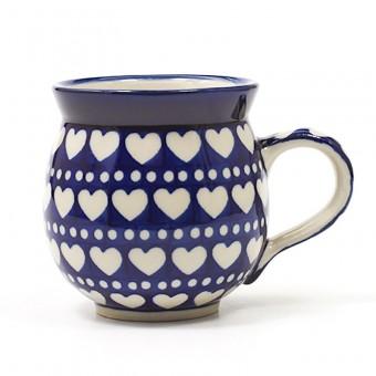 Farmers Mug Blue Valentine
