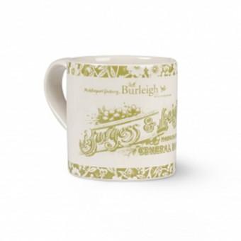 Half Pint Mug Heritage Olive