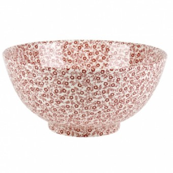 Chinese Bowl Red Felicity