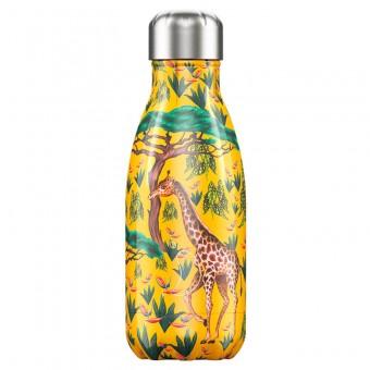 Chilly's Bottle Tropical Giraffe 260ml