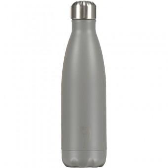 Chilly's Bottle Matte Grey 500ml