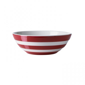 Cereal Bowl Cornish Red