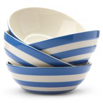 Cereal Bowl Cornish Blue