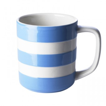 Mug 10 oz. Cornish Blue