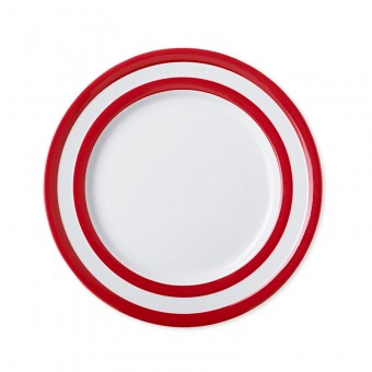 Bord 23 cm. Cornish Red